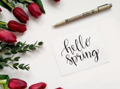 Spring Decoration Ideas